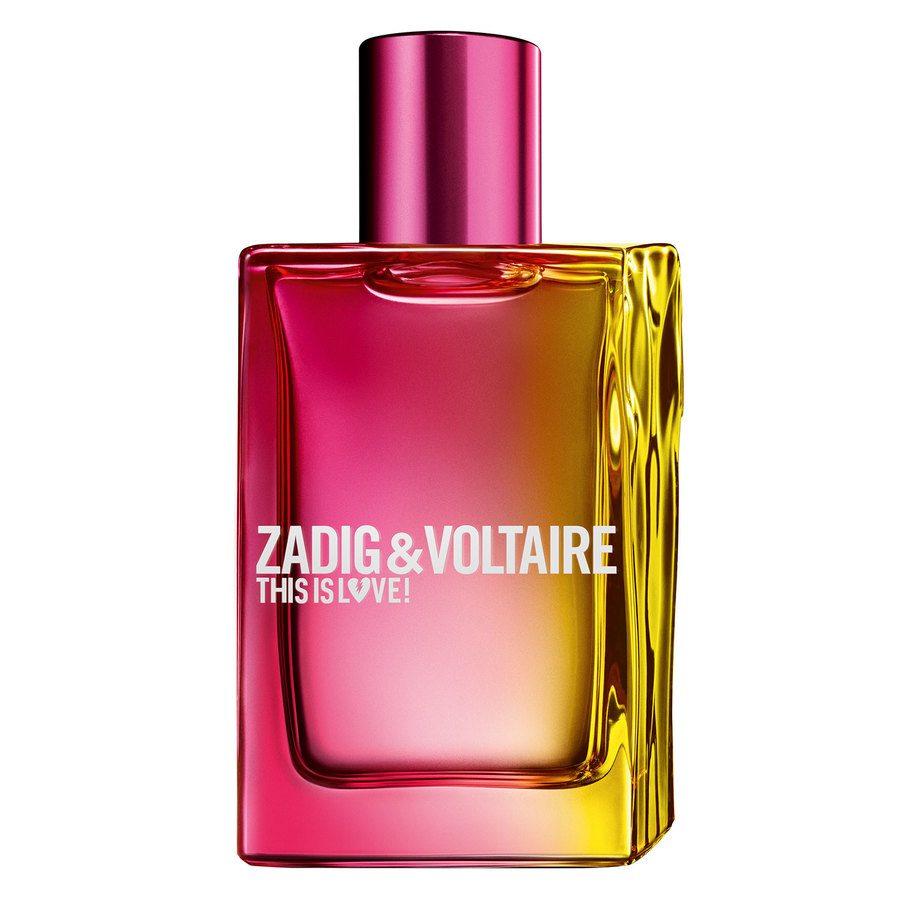 Zadig & Voltaire This Is Love Pour Elle Eau De Parfum (50 ml)