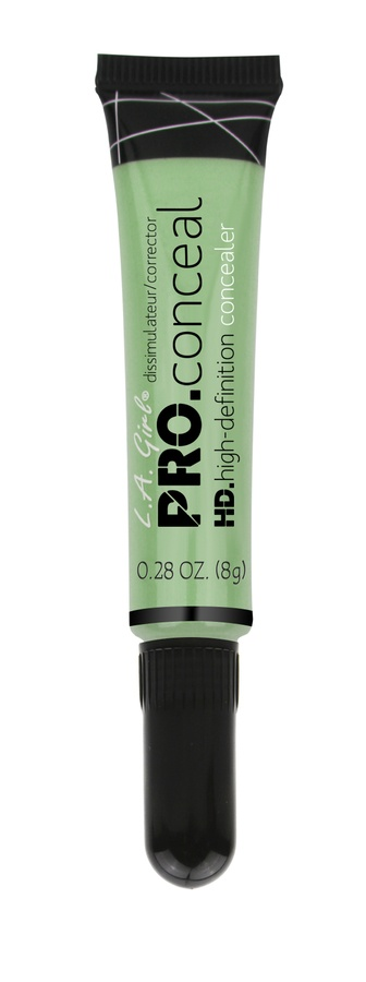 L.A. Girl Cosmetics Pro Conceal HD Green Corrector GC992 (8 g)