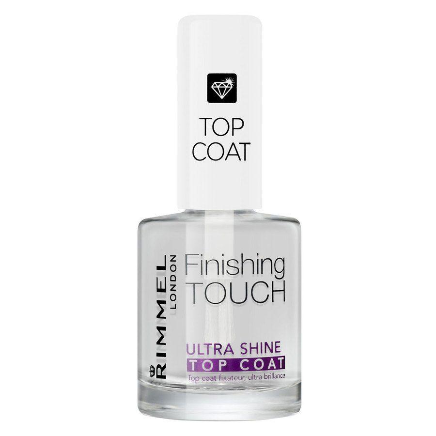Rimmel London Finishing Touch Ultra Shine Top Coat (12 ml)