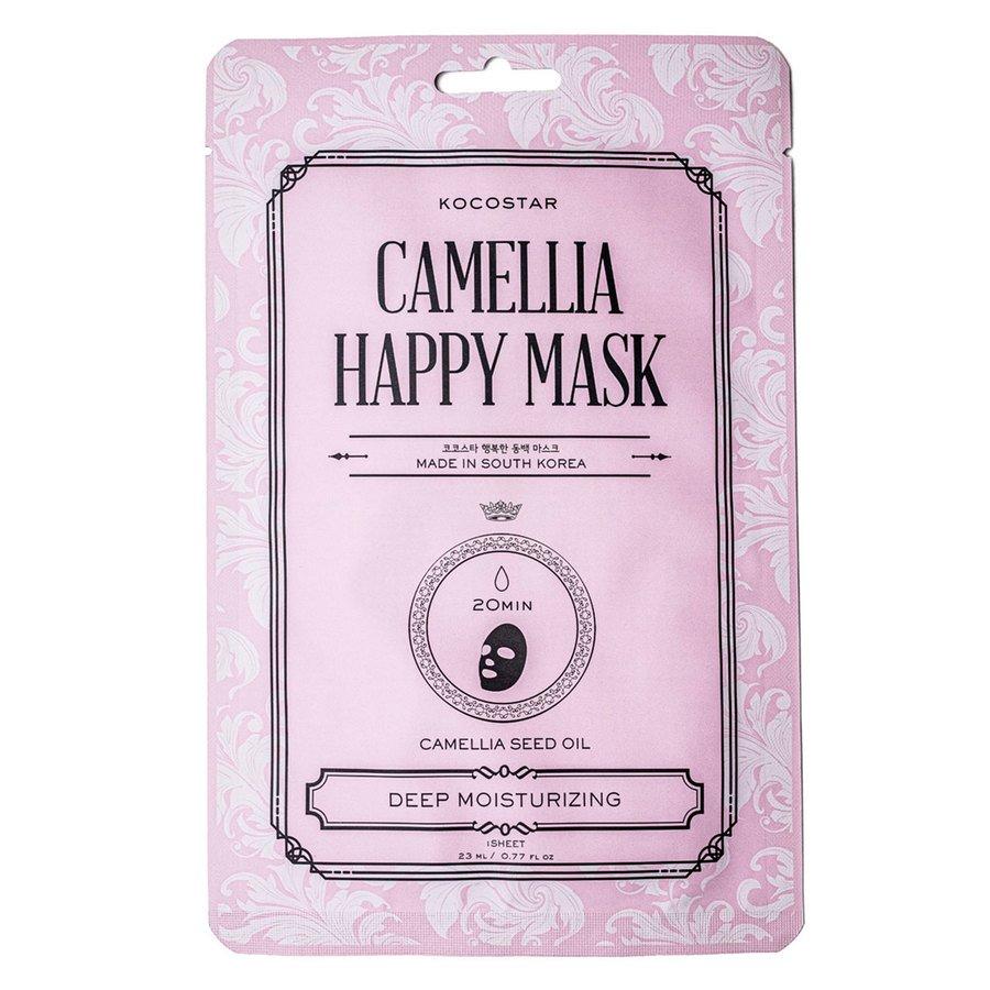 Kocostar Camellia Happy Mask