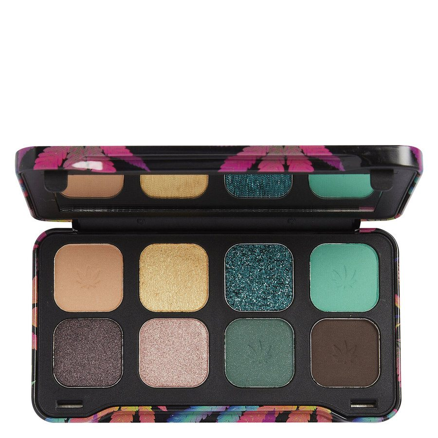 Makeup Revolution Forever Dynamic Chilled Palette 8x1g