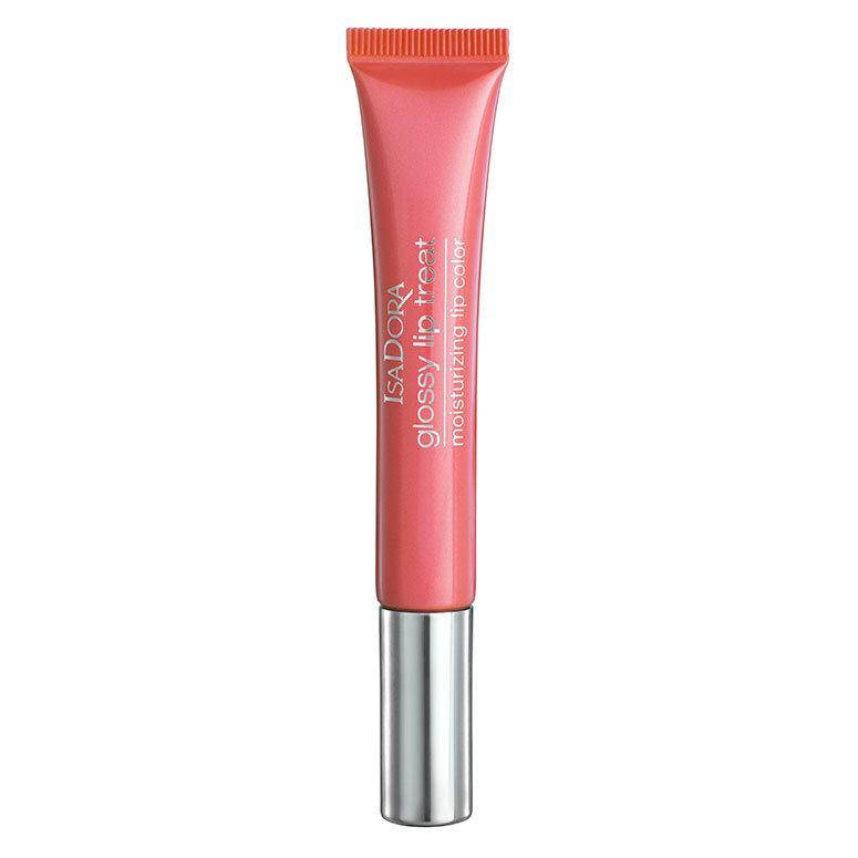 IsaDora Glossy Lip Treat, 66 Papaya Sparkle 13ml