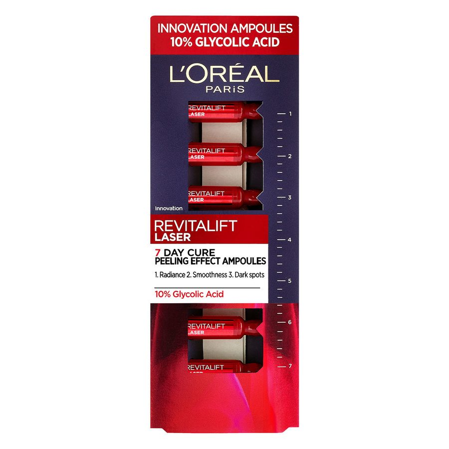 L'Oréal Paris Revitalift Laserx3 Ampoules 7ml