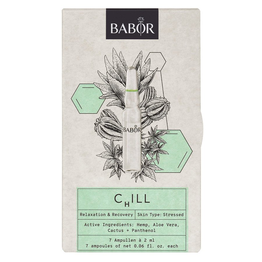 Babor Ampoule Promotion Chill 7x2ml