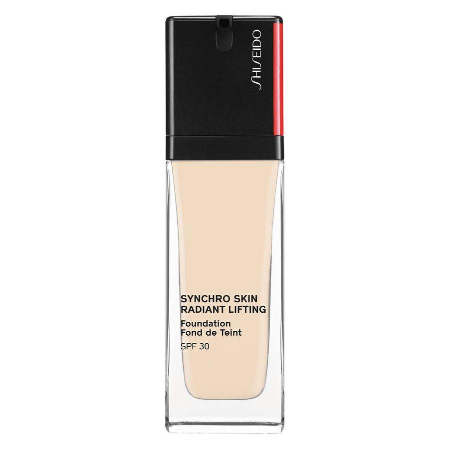 Shiseido Synchro Skin Radiant Lifting Foundation SPF30, 120 Ivory 30 ml