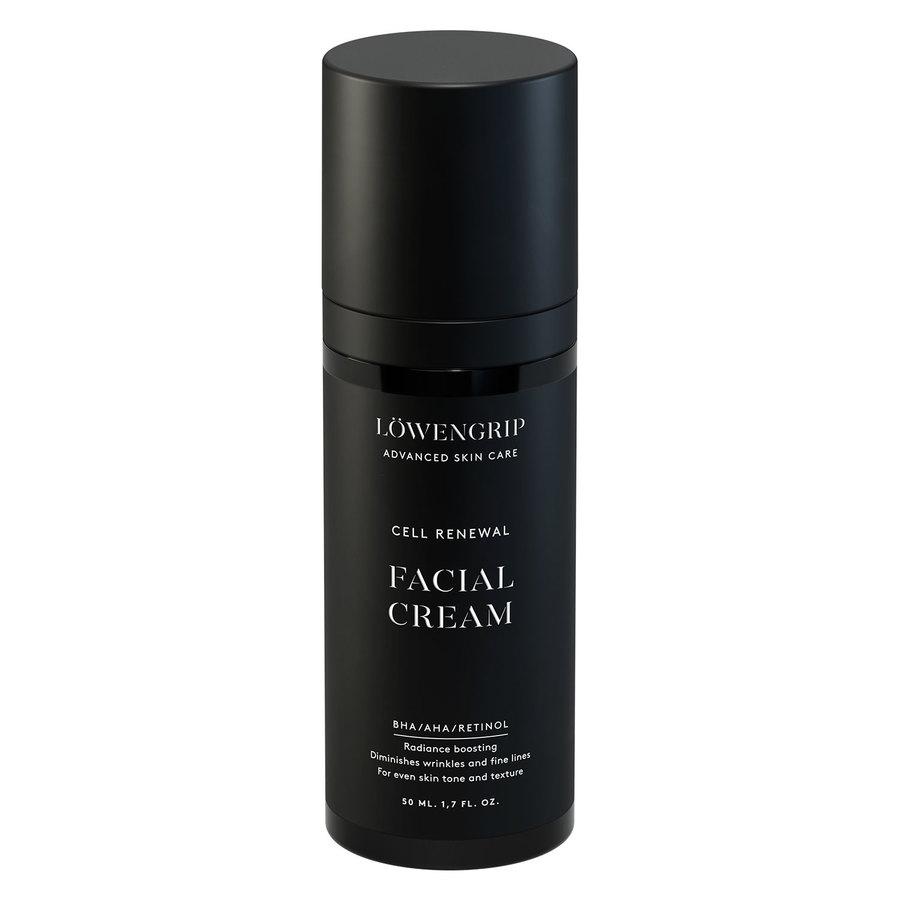 Löwengrip Advanced Skin Care Cell Renewal Facial Cream (50 ml)