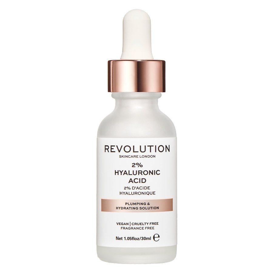 Revolution Skincare Plumping and Hydrating Serum 2% Hyaluronic Acid 30ml