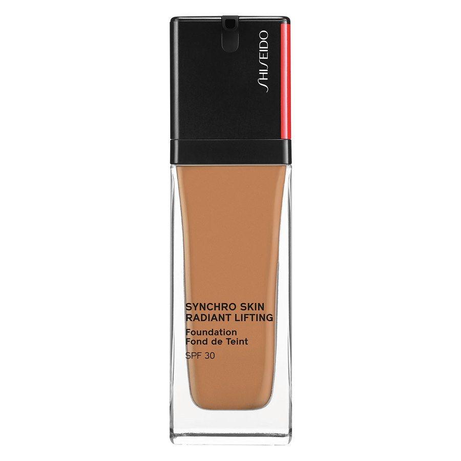 Shiseido Synchro Skin Radiant Lifting Foundation SPF30, 410 Sunstone 30 ml
