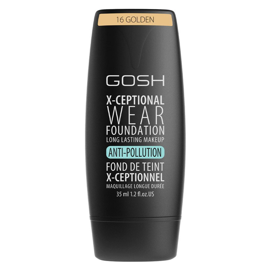 GOSH X-Ceptional Wear, #16 Golden (35 ml)