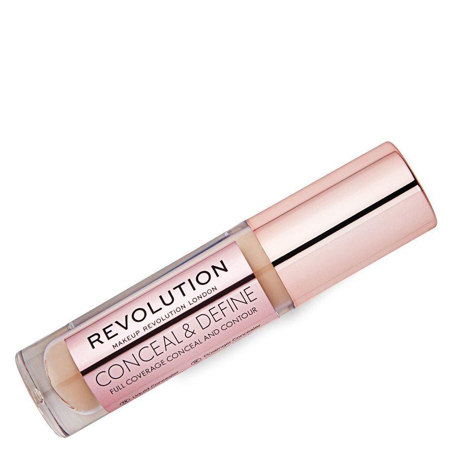 Makeup Revolution Conceal And Define Concealer, C8 4g