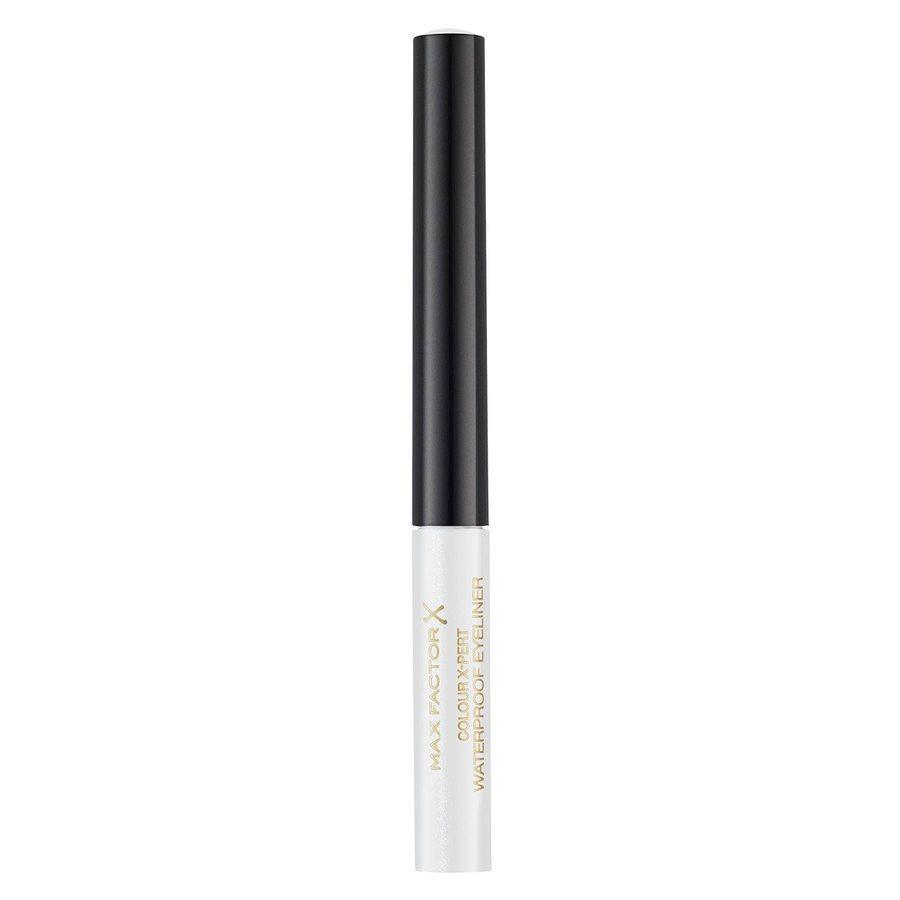 Max Factor Color X-Pert Waterproof Eyeliner, #00 Metallic White (1,7ml)