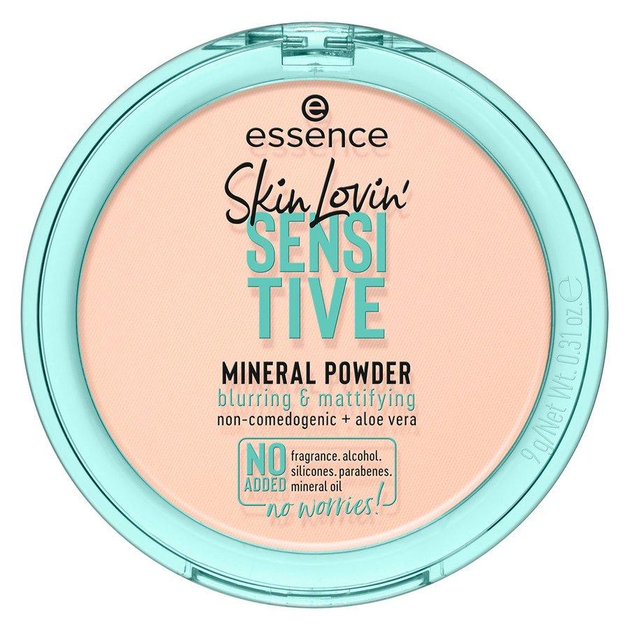 essence Skin Lovin Sensitive Mineral Powder 9g ─ 01