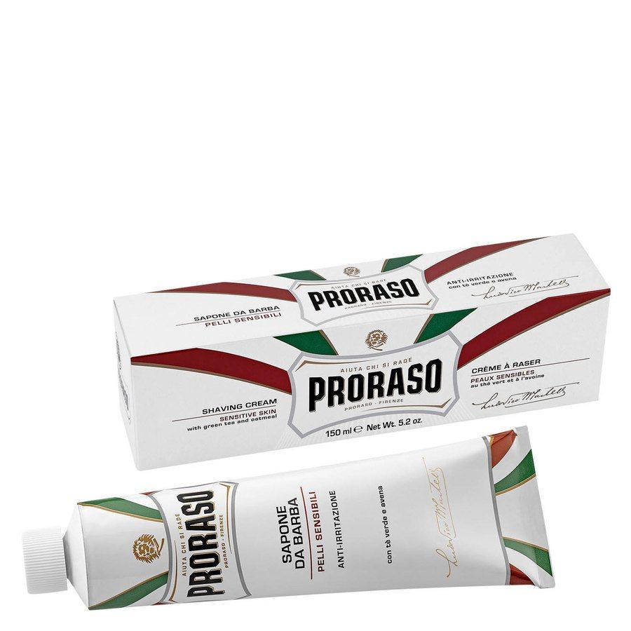 Proraso Shaving Soap Green Tea And Oatmeal Extract (150 ml)
