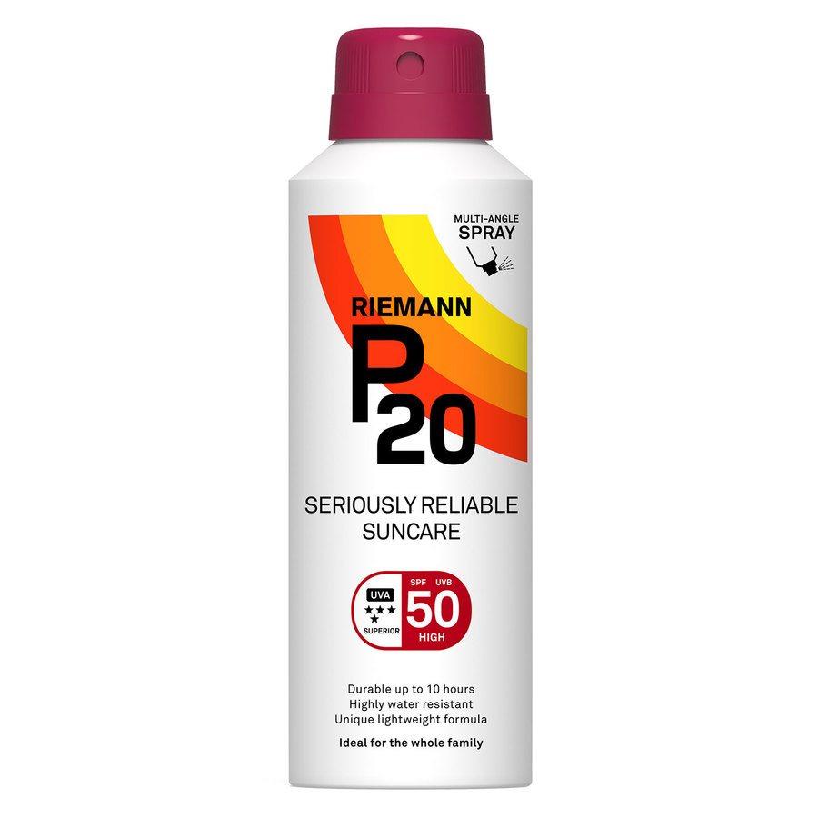 Riemann P20 Continuous Spray, SPF 50 (150ml)