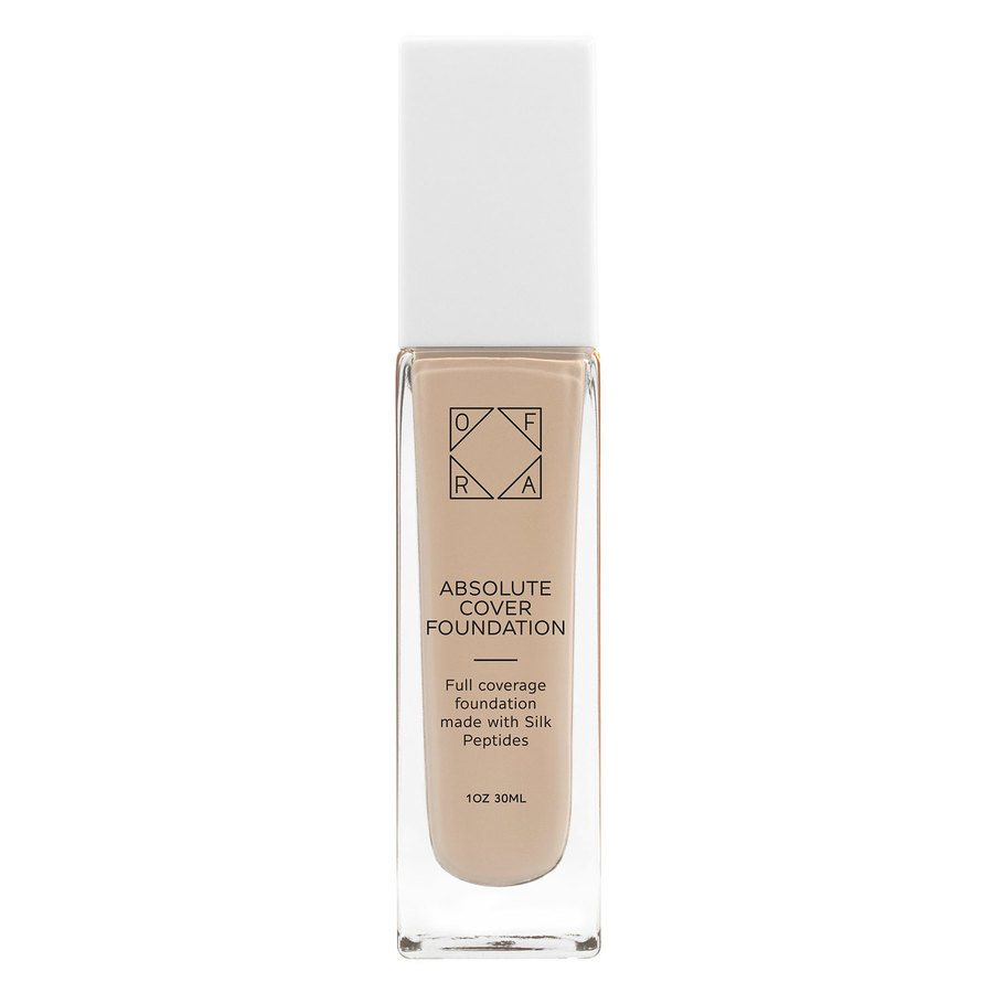 Ofra Absolute Cover Silk Foundation, #01 (30 ml)