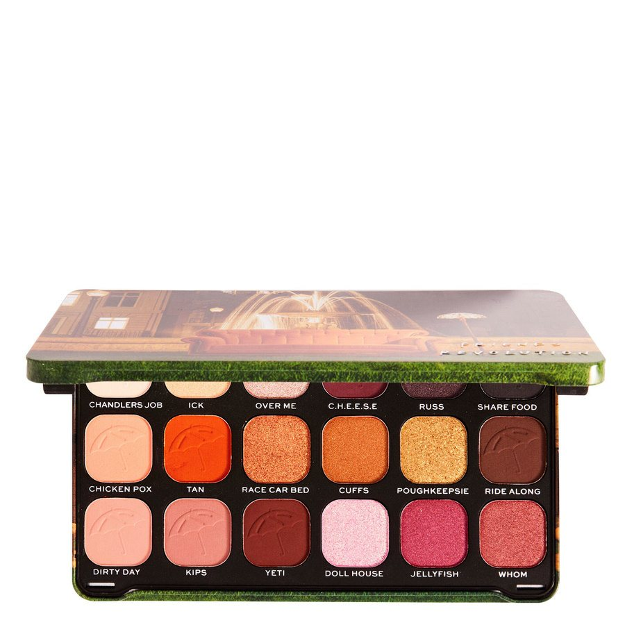 Makeup Revolution X Friends Forever Flawless, I'll Be There For You 21,9g