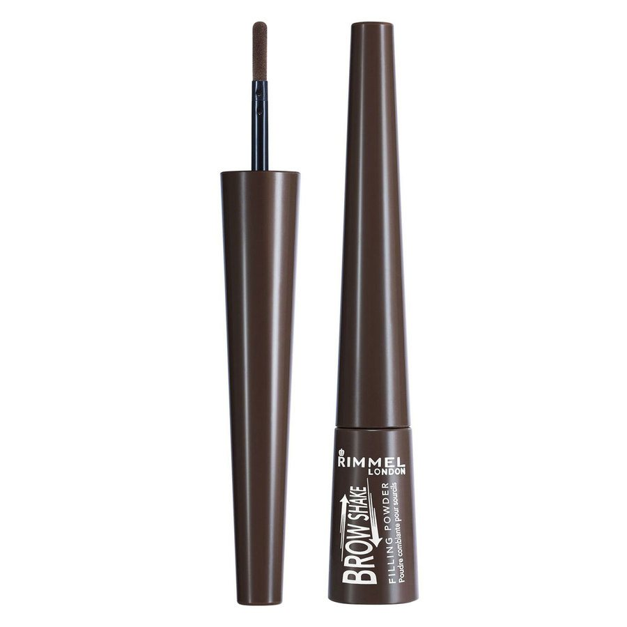 Rimmel London Brow This Way Brow Shake Filling Powder, # 003 Dark Brown (2,5 g)