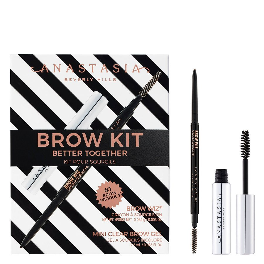 Anastasia Better Together Brow Kit, Dark Brown