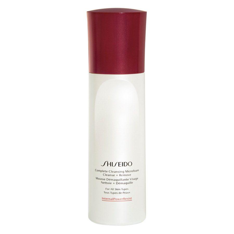 Shiseido Defend Preparation Complete Cleansing Microfoam (180 ml)