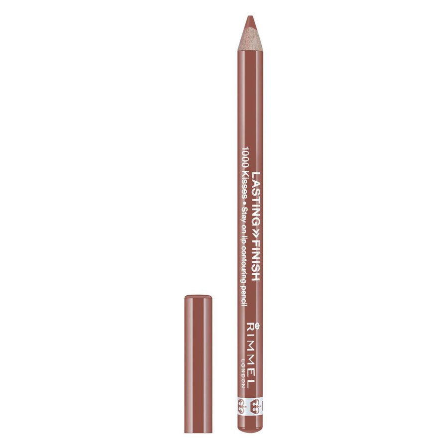 Rimmel London 1000 Kisses Stay-On Lip Liner, Tiramisu (1,2 g)