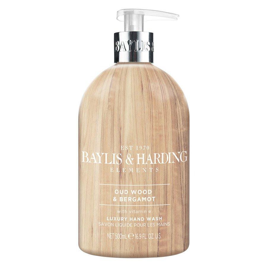 Baylis & Harding Elements Oud & Bergamot Hand Wash 500ml