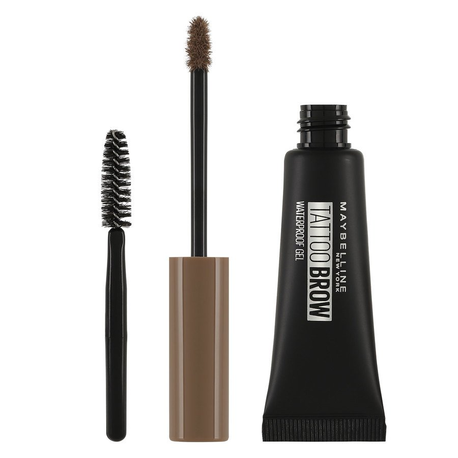 Maybelline Tattoo Brow Waterproof Gel, #02 Soft Brown (6,8 ml)