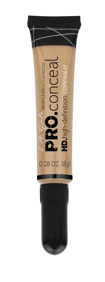 L.A. Girl Cosmetics Pro Conceal HD Concealer, Creamy Beige GC973 (8g)
