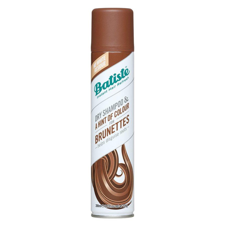 Batiste Dry Shampoo Plus Beautiful Brunette (200 ml)