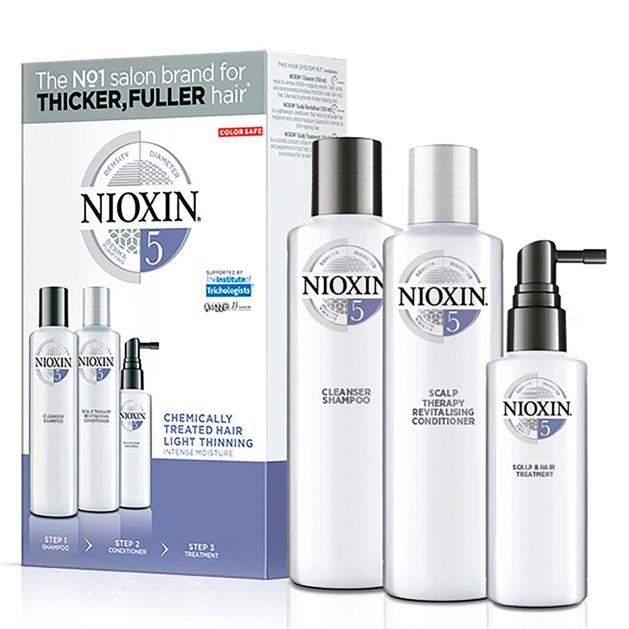 Nioxin System 5 Trial Kit