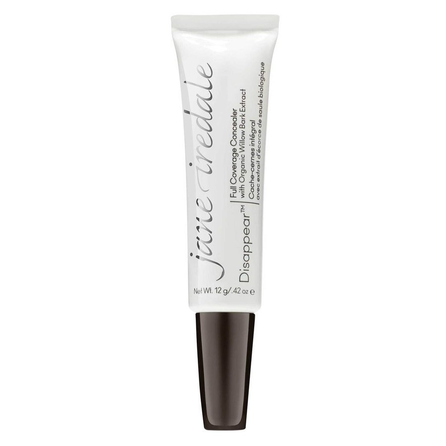 Jane Iredale Disappear Concealer With Organic Willow Bark Extract, Dark 15 g