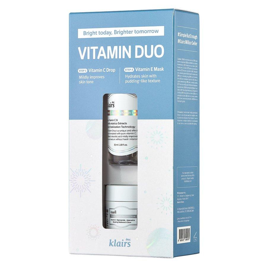 Klairs Vitamin Duo