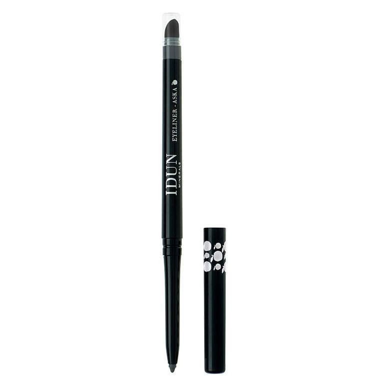 IDUN Minerals Eyeliner, Aska Grey 0,35 g
