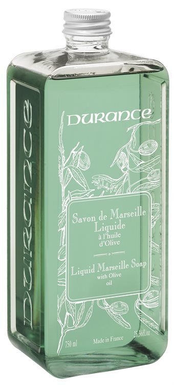 Durance Liquid Marseille Soap, With Olive Oil Refill (750ml)