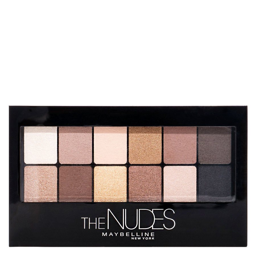 Maybelline The Nudes Eyeshadow Palette (9,6 g)