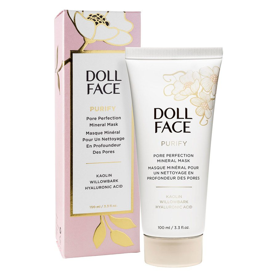 Doll Face Purify Pore Perfecting Mineral Mask (100 ml)