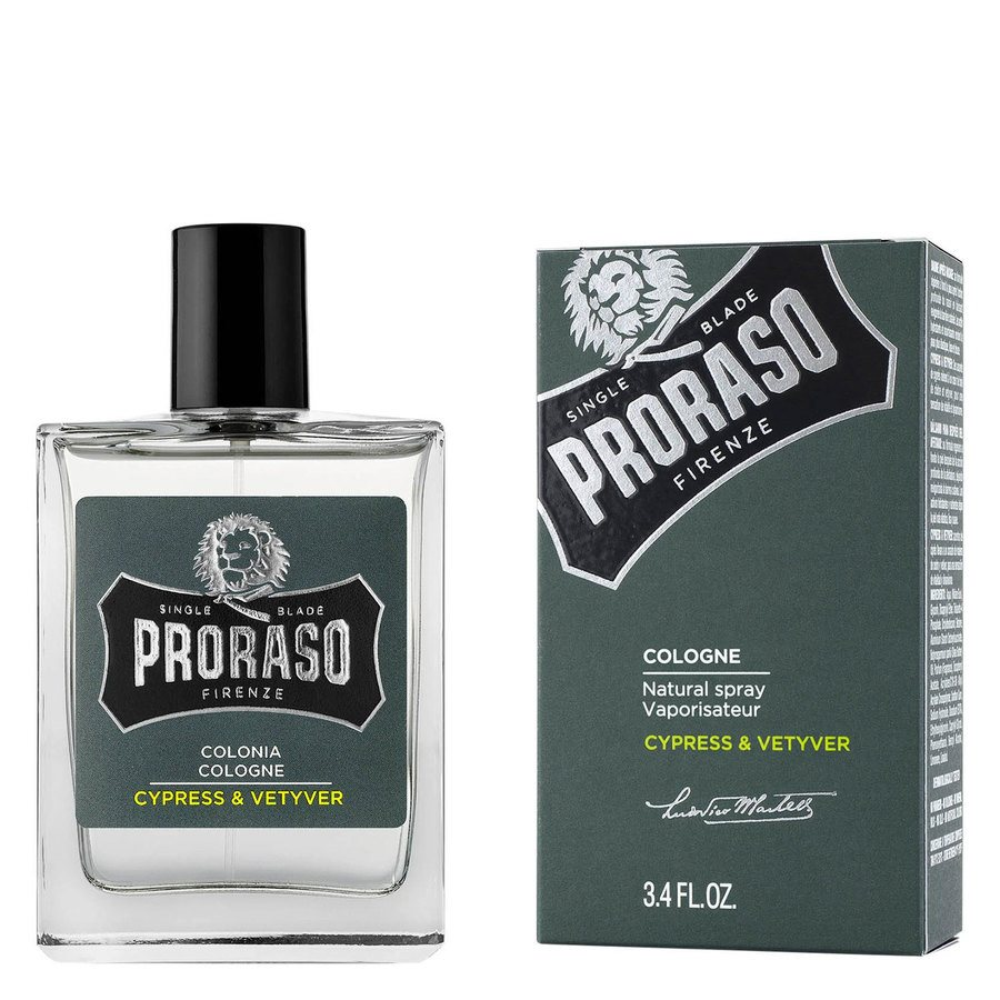 Proraso Single Blade Aftershave Balm Cypress & Vetyver 100 ml