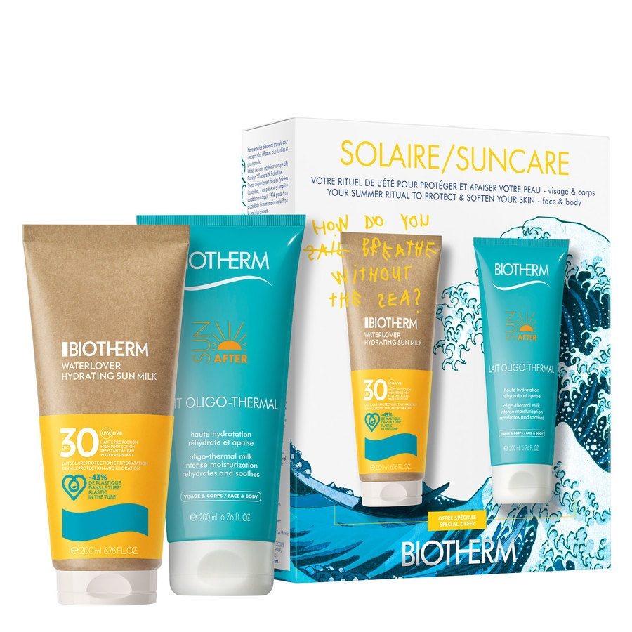 Biotherm Summer Hydrating SPF30 Coco Capitán Limited Edition Set