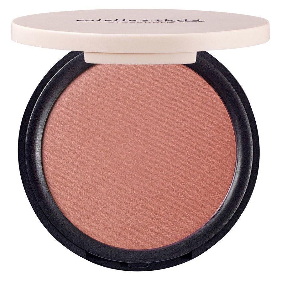 Estelle & Thild BioMineral Fresh Glow Satin Blush, Nude Sienna (10 g)