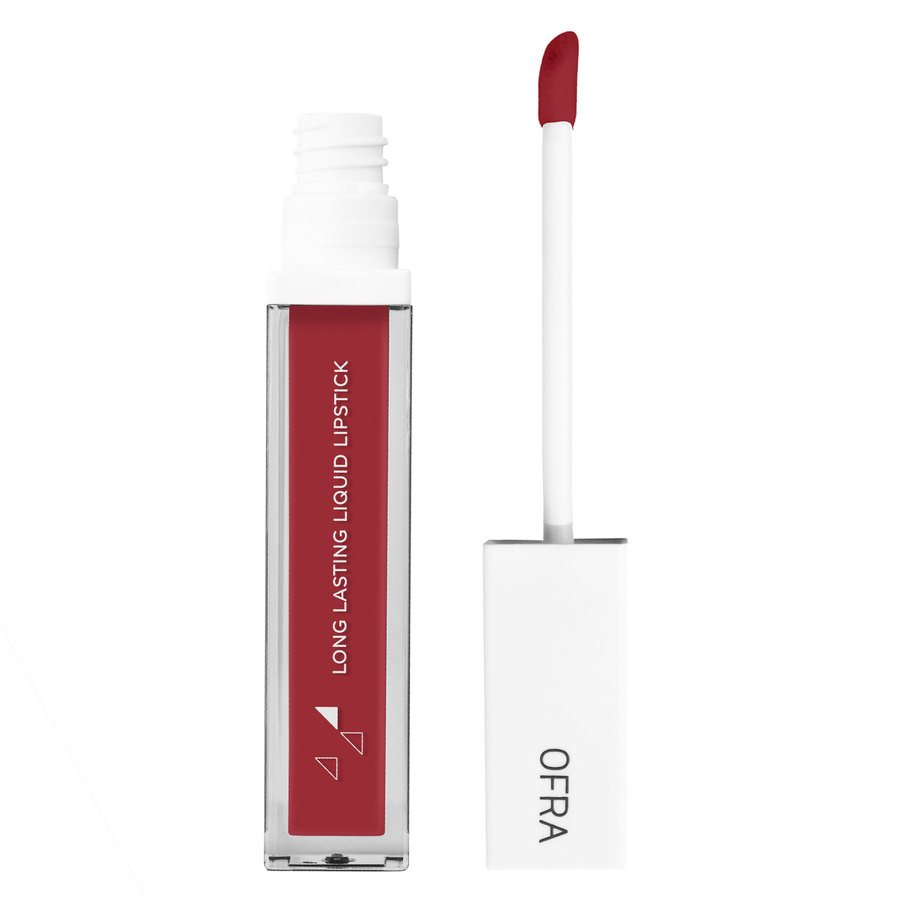 Ofra Long Lasting Liquid Lipstick, Ultimate Red (8 g)