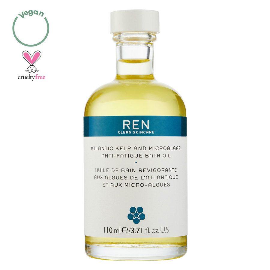 REN Clean Skincare Atlantic Kelp Bath Oil (110ml)