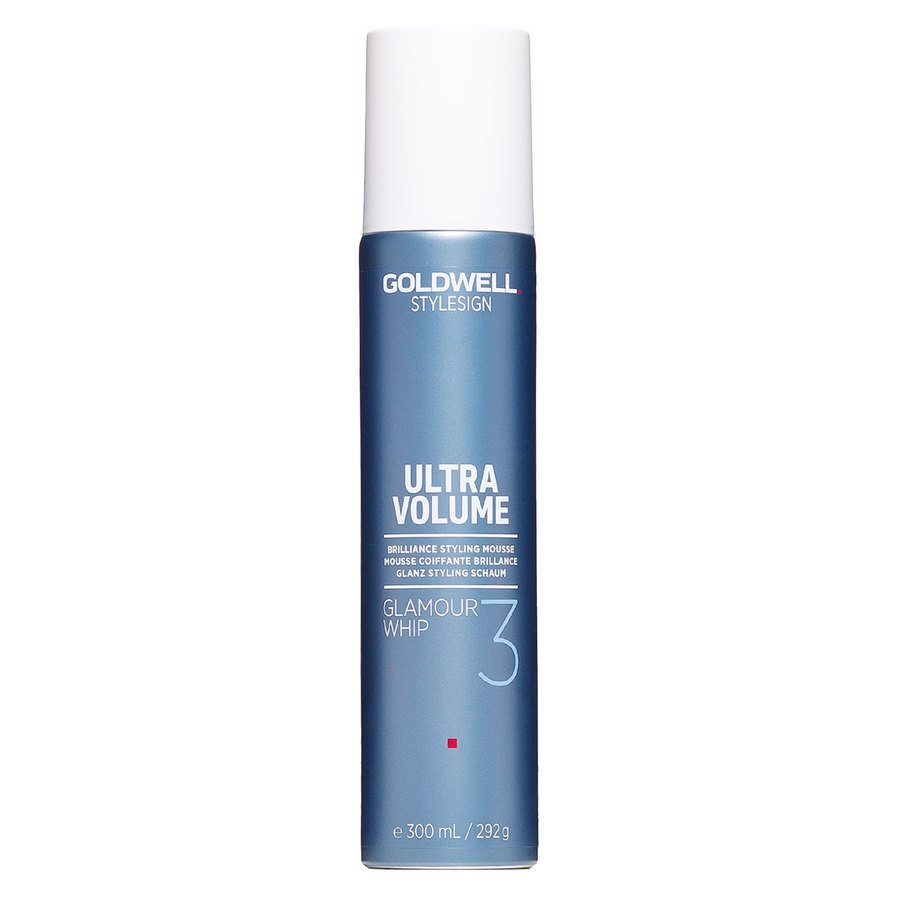 Goldwell Stylesign Ultra Volume Glamour Whip Styling Mousse (300 ml)