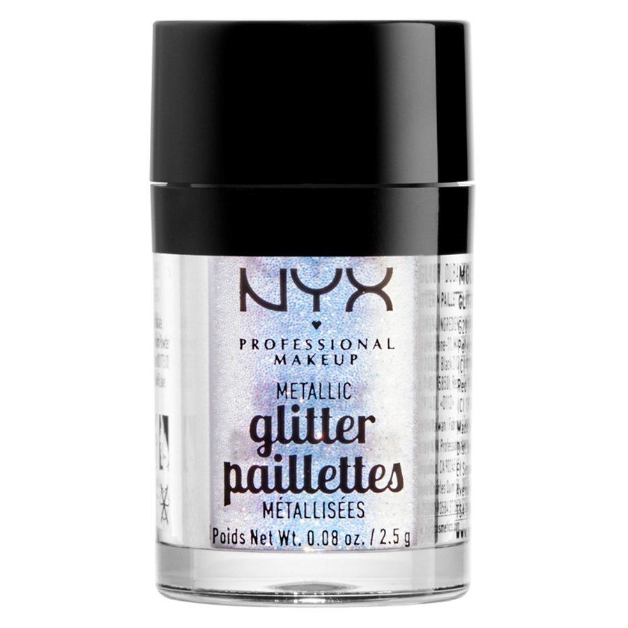 NYX Professional Makeup Metallic Glitter, Lumi-Lite