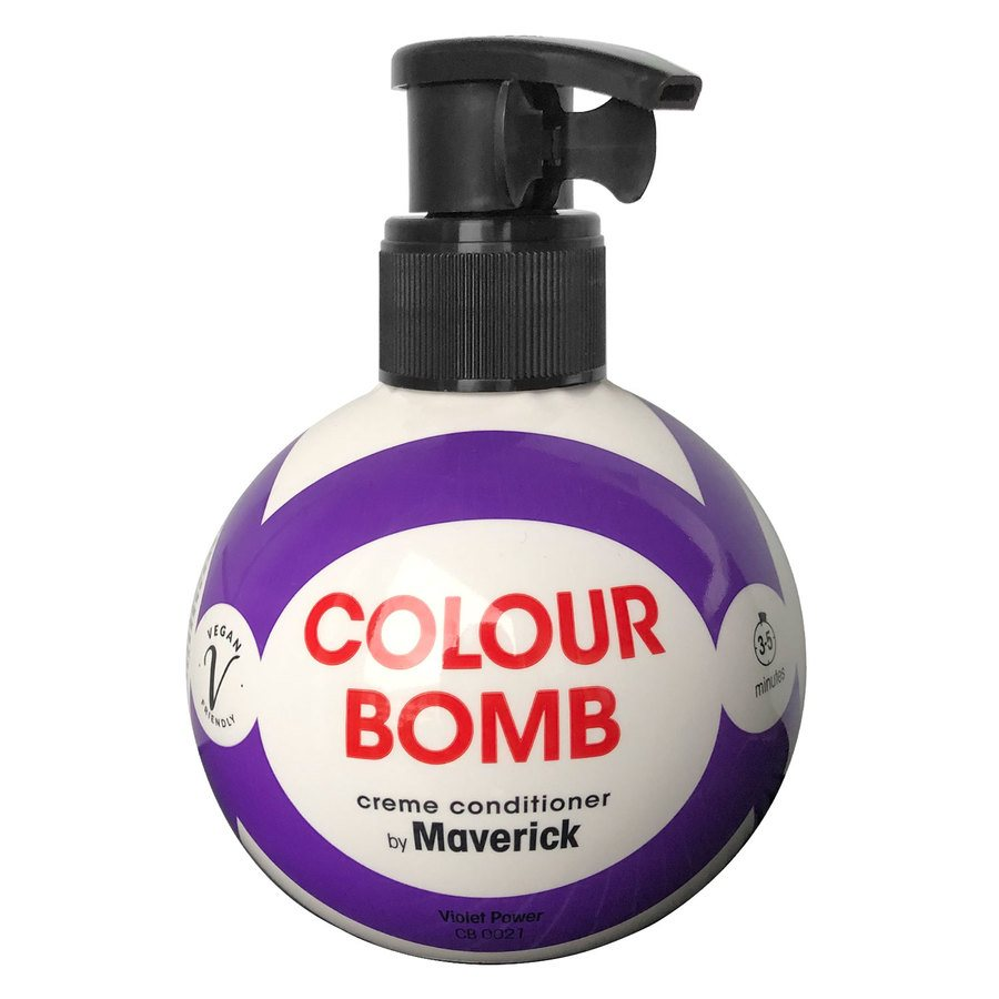 Color Bomb Color Balm, Violet Power (250 ml)