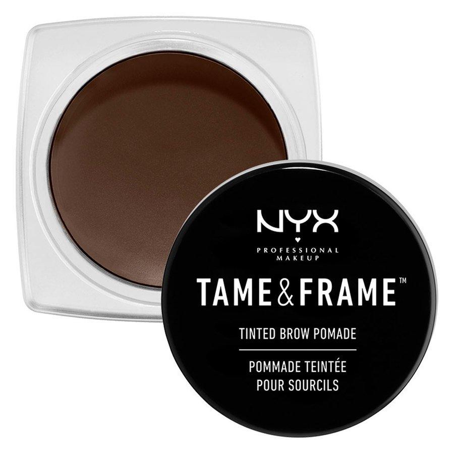 NYX Professional Makeup Tame & Frame Tinted Brow Pomade 04 Espresso TFBP04