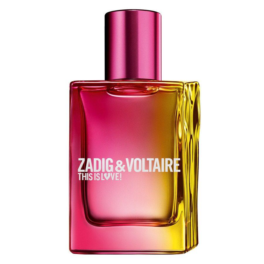 Zadig & Voltaire This Is Love Pour Elle Eau De Parfum (30 ml)