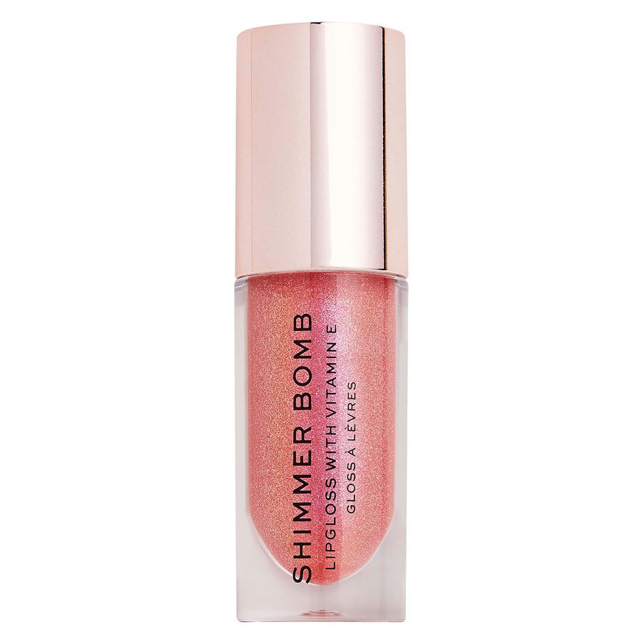 Makeup Revolution Shimmer Bomb Lip Gloss, Daydream (4,5 ml)