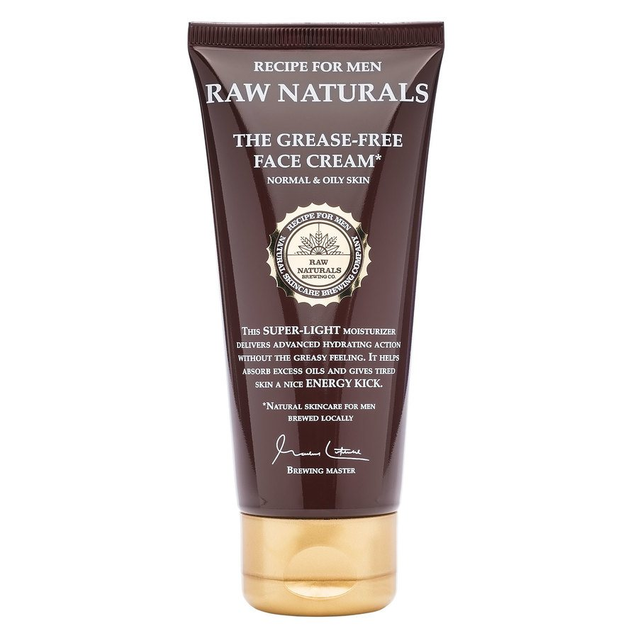 Raw Naturals The Grease-Free Face Cream (100ml)