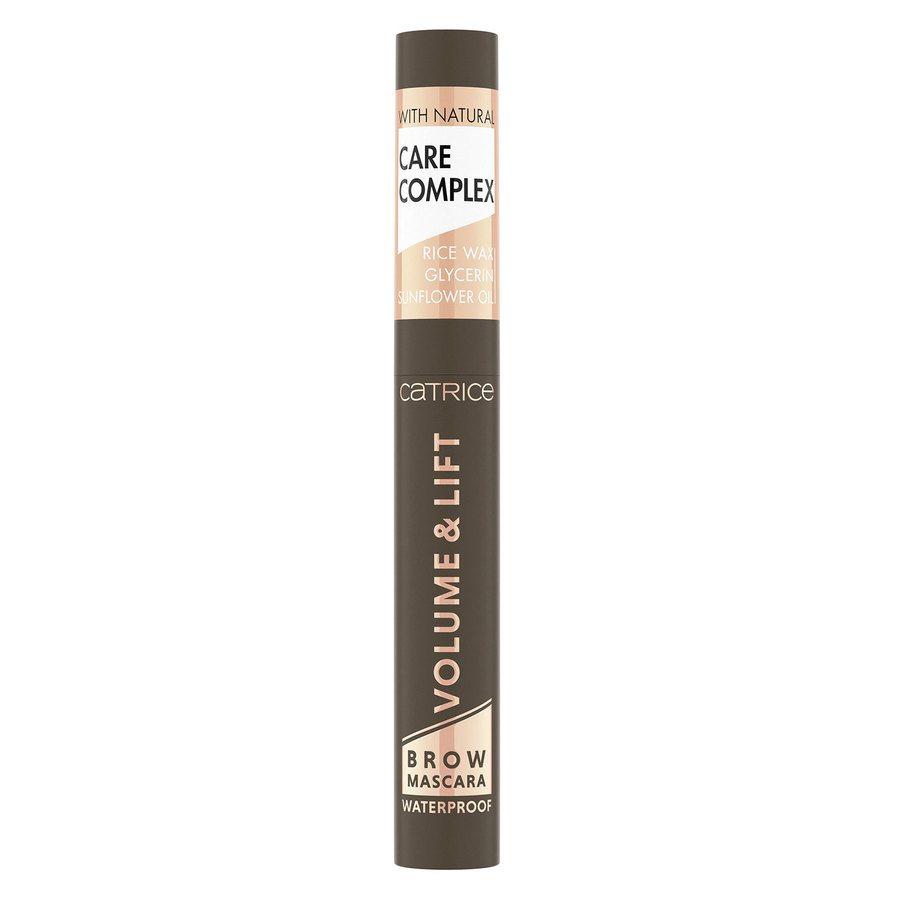 Catrice Volume & Lift Brow Mascara Waterproof, 030 Medium Brown 5 ml
