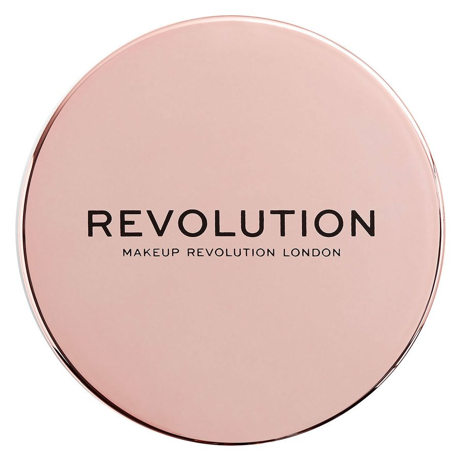 Makeup Revolution Conceal & Fix Setting Powder, Translucent (13 g)