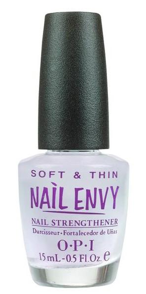 OPI Nail Envy Soft & Thin Nagelhärter (15 ml)